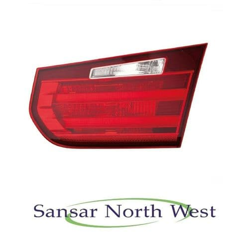 BMW 3 Series - Drivers Side Inner Rear Lamp Tail Light LED Type O/S RIGHT 12-15